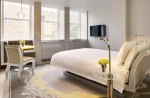 The Sanderson Hotel London, newly renovated room
