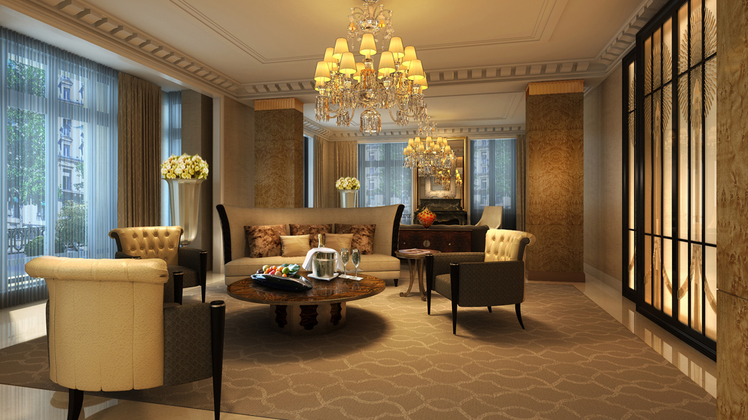HOTEL CHATEAUBRIAND PARIS - HOTEL CHAMPS ELYSEES