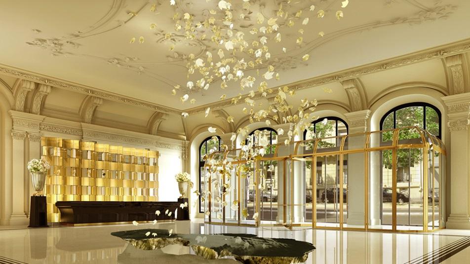 Latest Parisian Ultra Luxury Hotel Peninsula Paris Opens August 1st