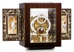 Jaeger-LeCoultre Hybris Artistica Collection Atmos clock