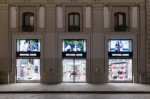 Michael Kors flagship store Florence, Italy