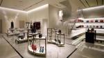 Alexander McQueen first flagship store in Tokyo