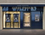 Harry Winston new boutique in Cannes