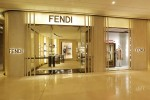 Fendi new store in Chengdu, International Financial Square