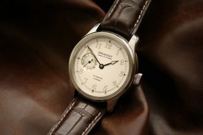 Bremont makes history with their first entirely British-made watch movement