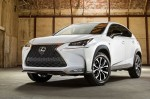 Lexus unveils the new NX 2015