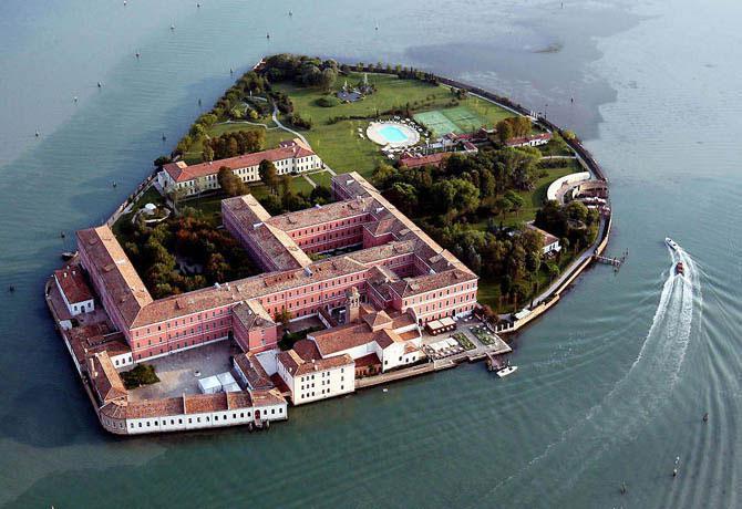 St Regis San Clemente Palace Venice To Undergo 25m Euro