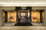 Tod's Men's only store Hong Kong at Landmark Mall
