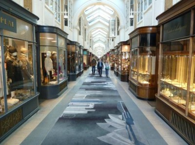 Burlington Arcade in London welcomes five Chanel owned boutiques