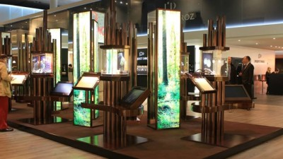 Jaquet Droz celebrates 275 years with 'Enchanted Journey' exhibit in Las Vegas