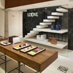Loewe 'Casa Loewe' store Milan, Via Montenapoleone