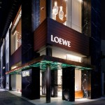 Loewe new retail store concept in Tokyo, Omotesando