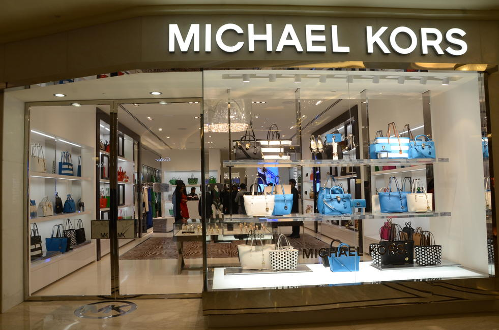 michael kors expands further in india cpp luxury. Black Bedroom Furniture Sets. Home Design Ideas