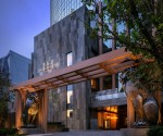 Rosewood Beijing - entrance