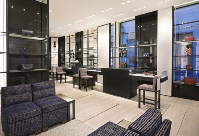 Chanel opens in Antwerp second boutique in Belgium