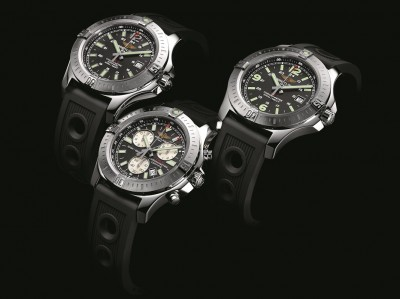 Breitling redesigns its Colt Collection