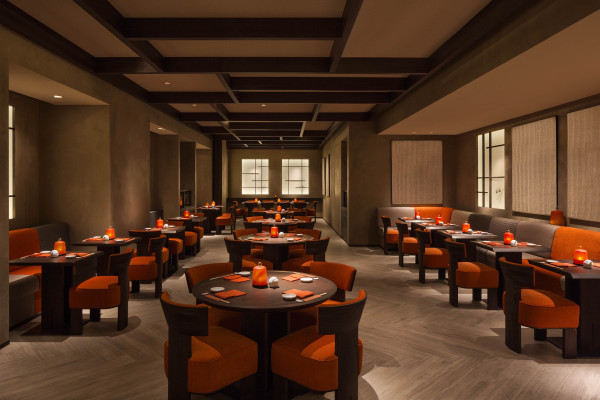 Armani Nobu Restaurant Milan Reopens With New Interior