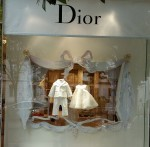 Baby DIOR boutique, Avenue Montaigne