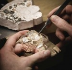 CHANEL Haute Joaillerie, Cafe Society Collection - preview 2014 Biennale des Antiquaires