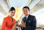 Garuda Indonesia crew 2014