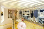 La Perla new store, Paris on Rue Grenelle, Rive Gauche