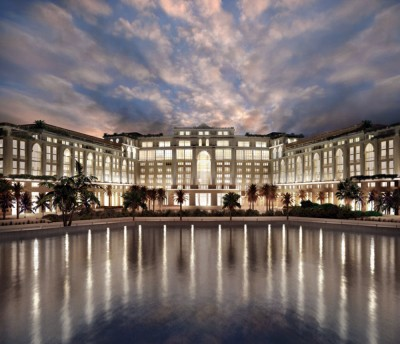 Seven years after starting construction, Palazzo Versace Dubai will finally open March 2015