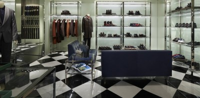 Prada opens new stores in Italy (Venice) and Taiwan