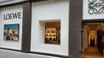 Recently renovated LOEWE store Avenue Montaigne, Paris