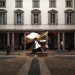 Vincenzo de Cotiis' art installation marks formal relaunch of KRIZIA in Milan