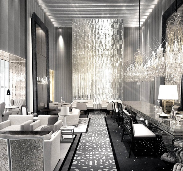 First Look At The Much Anticipated Baccarat Hotel In New