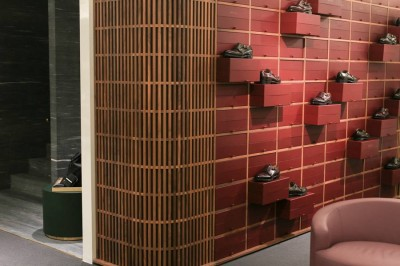 Bally opens flagship store in London