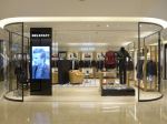 Belstaff new boutique in Seoul, South Korea at Hyunday Mall