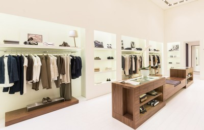 Brunello Cucinelli opens new store in Sao Paulo, Brazil