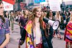 Feminist revolution at CHANEL Spring Summer 2015 finale