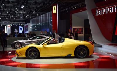 Ferrari splits from Fiat Chrysler Group