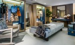 Louis Vuitton's L'Appartement in Hong Kong, a pop-up residence designed by Andre Fu