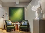 Louis Vuitton's L'Appartement in Hong Kong, a pop-up residence by Andre Fu