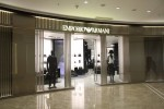 Emporio Armani new store in Baku at Port Baku Mall