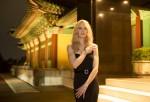 Nicole Kidman and OMEGA celebrate the De Ville Butterfly watch in Seoul