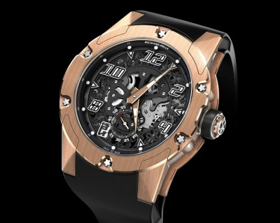 Richard Mille unveils new RM33-01 Automatic watch ahead of 2015 SIHH