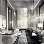 Baccarat Hotel lobby New York opening 2015