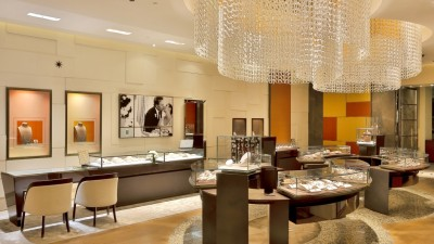 Bulgari returns to India with new flagship in New Delhi