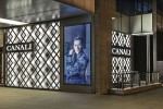 Canali new store Beijing at China World Mall