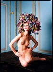 David Lachapelle exhibit at 2014 Paris Photo fair