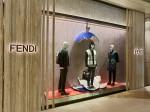 Fendi 2015 Resort Collection store windows