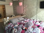 Hello Kitty Suite at The Line Hotel in Los Angeles #hellokitty