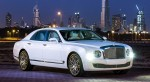 Bentley limited edition Mulsanne Majestic for Qatar