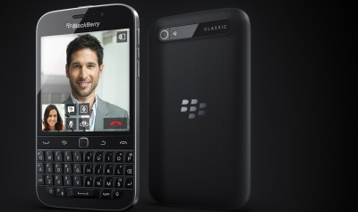 Back to the 'new' basics, Blackberry Classic