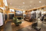 Ermenegildo Zegna first flagship store Singapore at Paragon