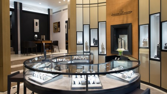 Jaeger-LeCoultre opens new flagship boutique in Geneva Jaeger LeCoultre boutique New York Madison Avenue